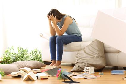 片付けられない症候群の特徴と改善策とは?部屋を片付けられない原因は病気や障害かも?のイメージ画像