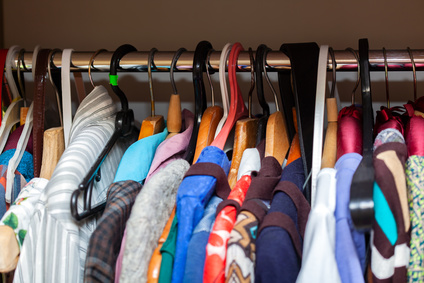 遺品整理や片付けで不要になった洋服・古着おすすめの寄付先一覧のイメージ画像