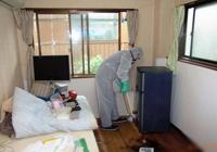 特殊清掃 作業